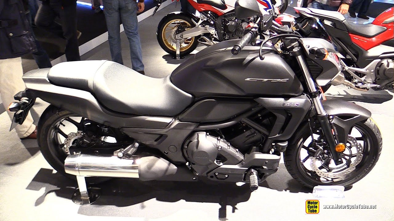2015 honda ctx700 dct walkaround 2014 eicma milan motorcycle exhibition youtube