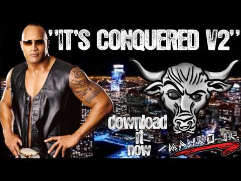 The Rock 2003  Its Conquered V2 + Download Link