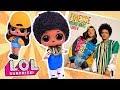 Bruno Mars & Cardi B [Finesse Remix] LOL SURPRISE DOLLS Singer Edition - Toy Transformations