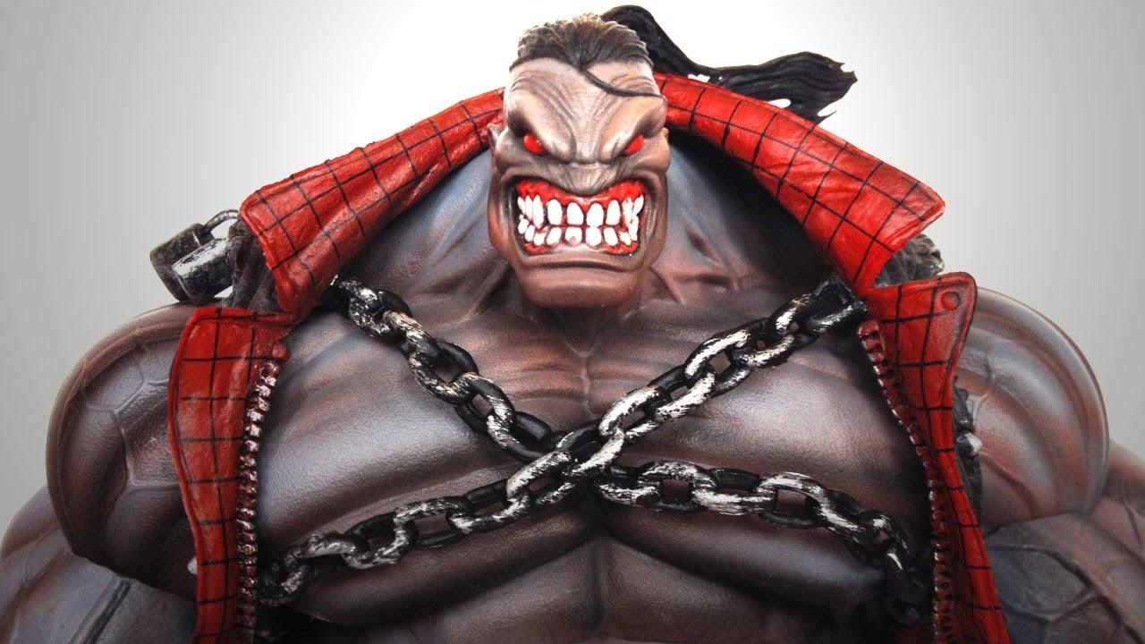 PITT Legendary Comic Book Heroes BAF Review - YouTube