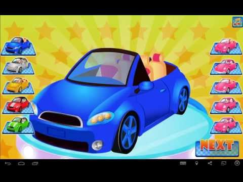 Мойка машины. Часть 2 - Детские игры. Super Car Wash Game. Kids Games