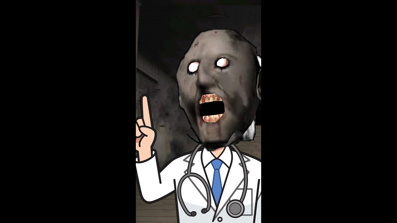 Vaccination by Granny - funny animation #shorts