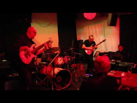 Urban Jazz Guerrillas live @ Bar 39 Darwen 13th April 2017