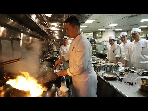 Young top chef shares his secret of good taste