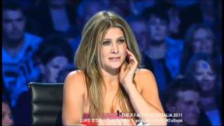 The X Factor Australia 2011 - Luke O'Dell (Introvert Extrovert Doesn't Matter) Audition