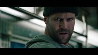 Safe (2012) Movie Jason Statham Train fight scene (Best video quality)