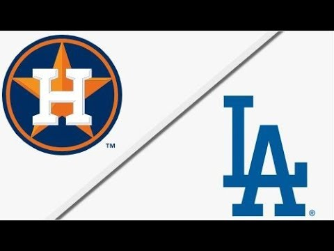 Houston Astros vs Los Angeles Dodgers | World Series Game 1 Full Game Highlights