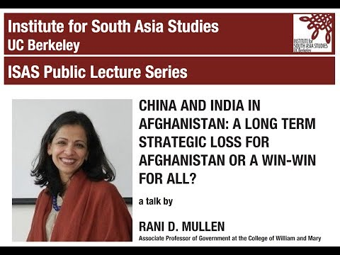 China & India in Afghanistan: A long-term strategic loss for Afghanistan or a win-win for all?