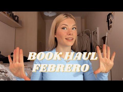 BOOK HAUL FEBRERO | @Iryna Zubkova