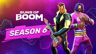 Guns of Boom – New Season Trailer – Season 6