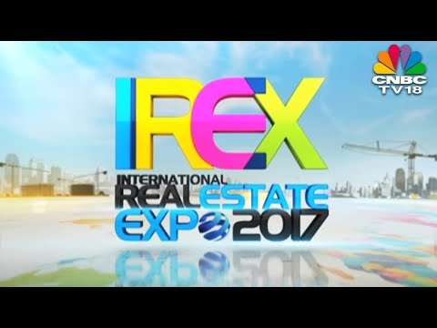 International Real Estate Expo 2017 | CNBC TV18