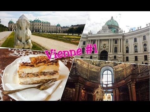 Vienne #1 | Sissi, Cafés et Belvédère