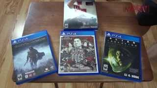 Sleeping Dogs Definitive Edition (PS4) Unboxing - 1080p HD