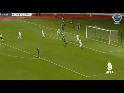 ML: Kosovo - Azərbaycan 4:0