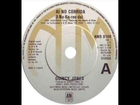 Quincy Jones Feat. Chaz Jankel - Ai No Corrida (Dj ''S'' Remix)