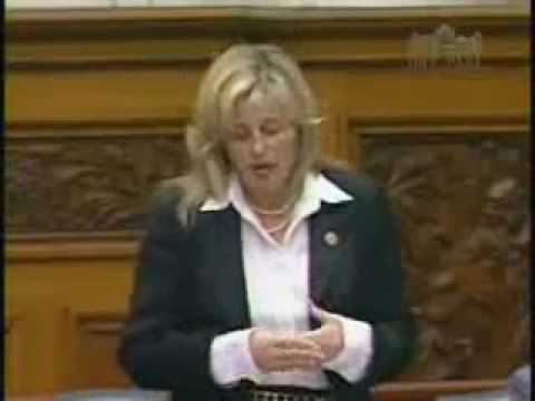 Leeanna Pendergast MPP - Member's Statement - JT Bakeries - Dec 9 2008.WMV