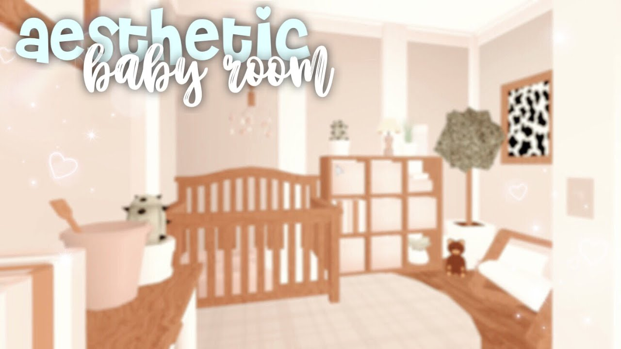 How To Make An Aesthetic Baby Bedroom! I Under 10k I Butterflii I - YouTube