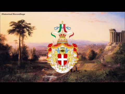 Marcia Reale - Anthem of the Kingdom of Italy