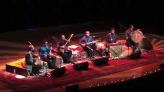Homay & Mastan Live in Halifax, May 11, 2013