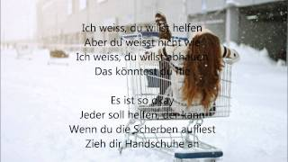 Wir sind Helden - Kaputt (Mit Lyrics)