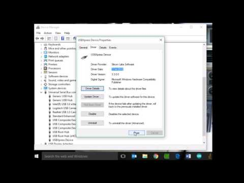 Windows 10 Driver Problem