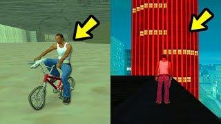 10 вещей в GTA San Andreas, о которых НИКТО не знает!!😱