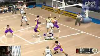 Retro Game - Nba Slam Dunk 2004 Kainan vs Ryonan