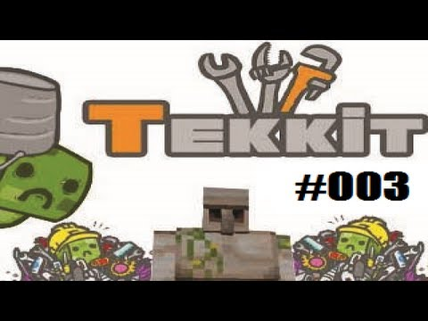Lets Play: Tekkit Classic Episode #003 - Energy Condenser