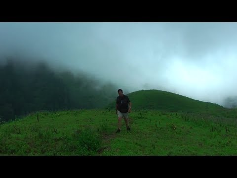 INTO THE DEEP FOREST TRAIL GAVI KERALA..HD