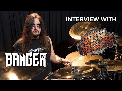 GENE HOGLAN talks about drumming on Twitch and a new secret supergroup album planned for 2021.