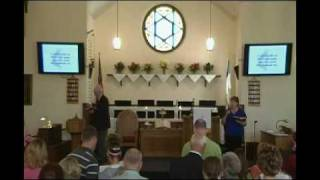 Paulding UMC Hymn & Benediction