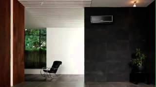 Mitsubishi Electric Premium Design Air Conditioning Kirigamine ZEN(, 2012-11-26T18:05:35.000Z)