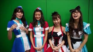 MC:PASSPO☆(安斉奈緒美、藤本有紀美) ゲスト:大阪☆春夏秋冬(ANNA、...
