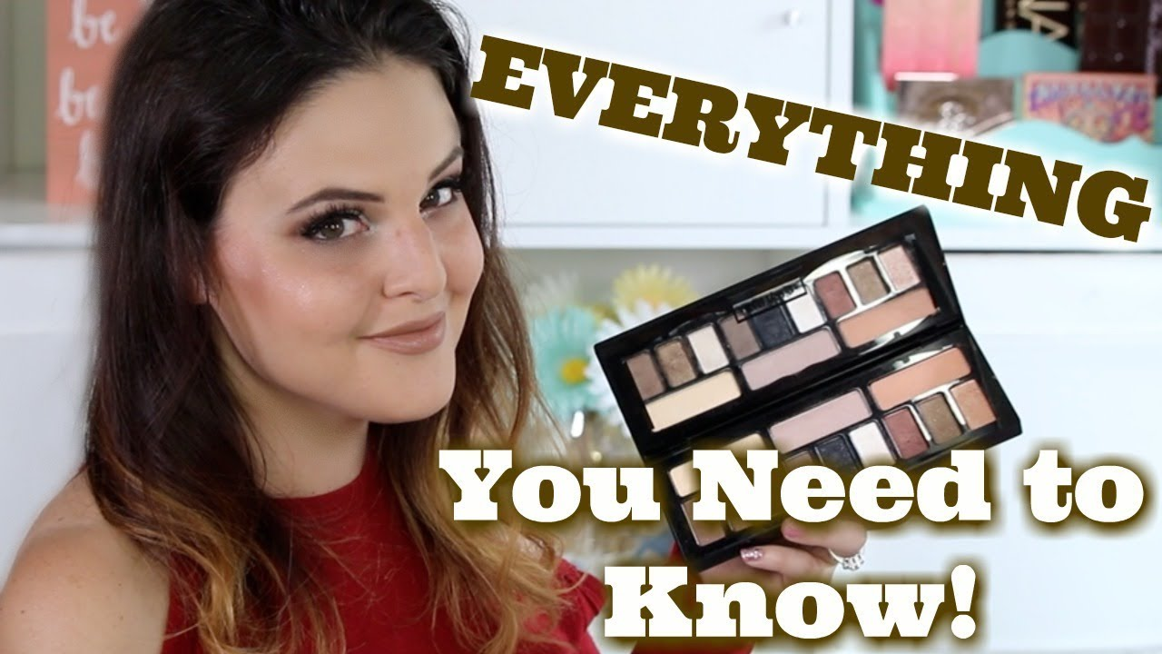 kat von d shade light glimmer palette full review swatches demo