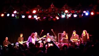 "Amber Riley ""All I Want For Christmas Is You""  @ The Roxy"