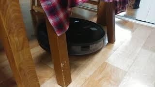 식탁밑요리조리[체험단]전세계1위 물걸레 로봇청소기DEE…