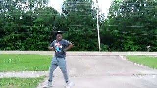 t wayne swing my arms around freestyle dance
