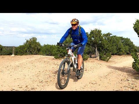 Dale Ball Trails Mountain Biking   Santa Fe, New Mexico