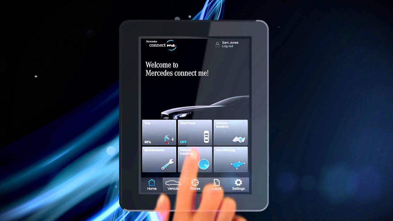 Connect Me Remote Access To Your Car From Your Smart