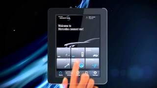 Connect me - remote access to your car from your smart phone or tablet | Mercedes-Benz UK