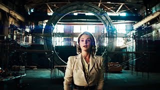 Звездные врата: Истоки (1 сезон) — Русский трейлер (2018)