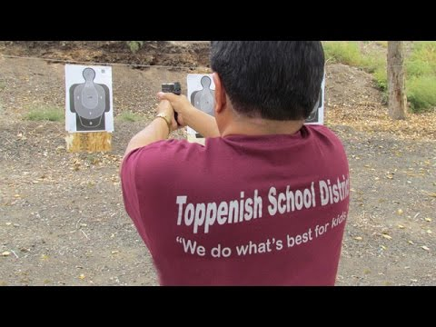 Armed & Teaching: Toppenish School Officials Carrying Guns