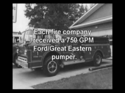 Mount Ephraim Fire Department History