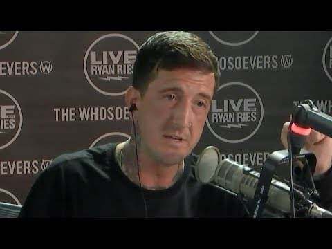 Austin Carlile Emotional Speech About Chester Bennington And Mac Miller | Rock Feed