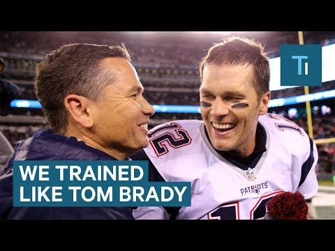 Tom Brady's Controversial Personal Trainer Shows Us The QB's Workout