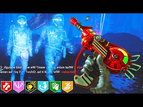 "ALL NEW GHOSTS EASTER EGG LOCATIONS!! ""COLD WAR ZOMBIES"" (Seeing Ghosts) TUTORIAL GUIDE Die Maschine"