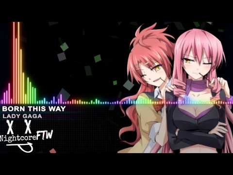 ♪Nightcore♪ Born This Way [DOWNLOAD]