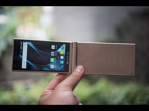 Tinhte.vn | Trên tay Freetel Musashi - điện thoại nắp gập, 2 màn hình
