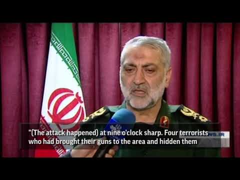 Gunmen attack Iran military parade in Ahvaz