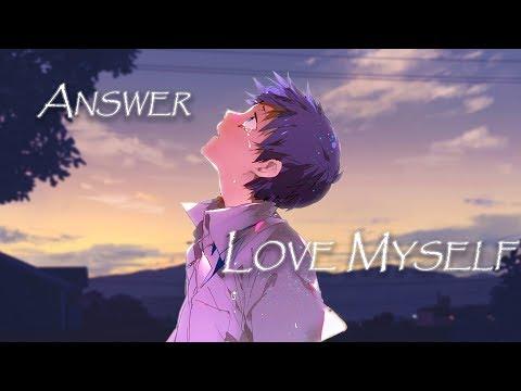 Nightcore ~ Answer : Love Myself   BTS
